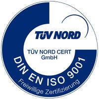 tuev-nord-iso-9001-logo