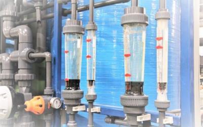 Zweite Kreislaufwasseranlage