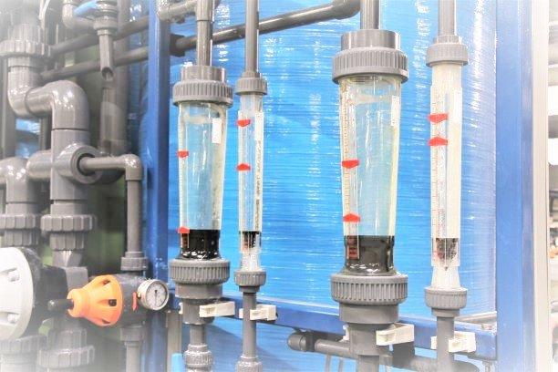 vollautomatische Kreislaufwasseranlage