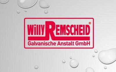 Willy Remscheid präsentiert sich zukunftsorientiert