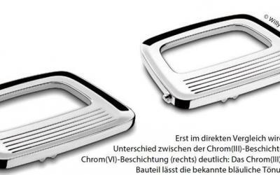 Chrom III – Von der Planung bis zur Serienfertigung